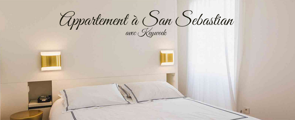 location appartement san sebastian